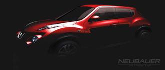 NEUBAUER Distributeur Nissan Nanterre, concessionnaire 92