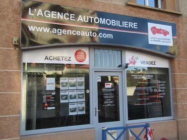 L'AGENCE AUTOMOBILIERE, concessionnaire 06