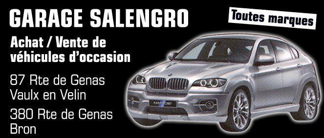 GARAGE SALENGRO, concessionnaire 69