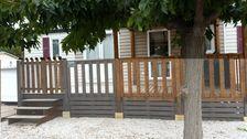 Mobil home tout confort 6 places 400 Vic-la-Gardiole (34110)