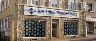 DAUPHINE TRANSACTIONS, agence immobilière 38