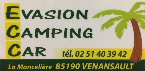 EVASION CAMPING CAR, concessionnaire 85