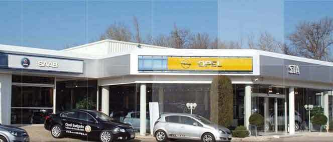 OPEL BOLLENE, concessionnaire 84