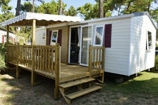 Mobil-Home Mobil-Home 2009 occasion Talmont-Saint-Hilaire 85440