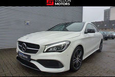 Mercedes Classe CLA MERCEDES CLA200 COUPE FASCINATION-AMG PANO DISTRONIC 2017 occasion Strasbourg 67100