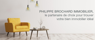 PHILIPPE BROCHARD IMMOBILIER, agence immobilière 85