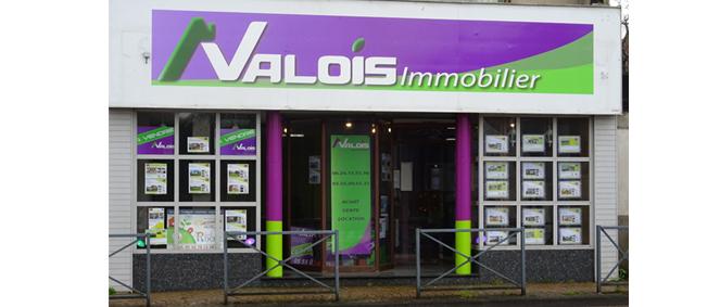 VALOIS IMMOBILIER, agence immobilière 87