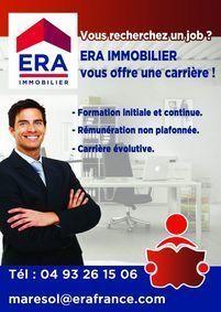 ERA MARESOL IMMOBILIER, agence immobilière 06