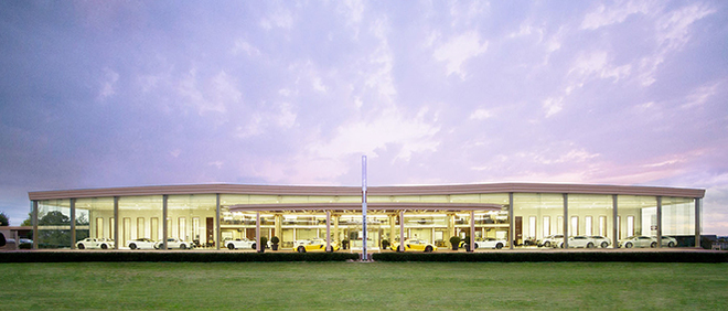 CHASSAY AUTOMOBILES, concessionnaire 37
