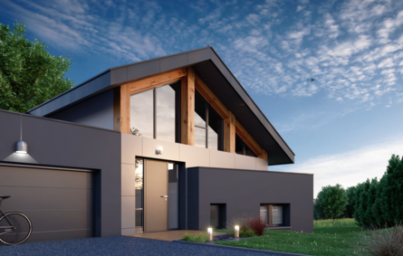MAISONS ALAIN METRAL, constructeur immobilier 74