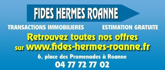 FIDES HERMES ROANNE, agence immobilière 42