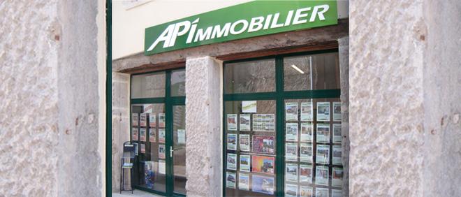 AP IMMOBILIER, agence immobilière 42