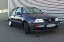 Volkswagen Golf TDI 90 S 1995 occasion Saint-Vincent-Sterlanges 85110