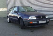 Volkswagen Golf TDI 90 S 1995 occasion Saint-Vincent-Sterlanges 85110