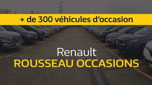 RENAULT ROUSSEAU ARGENTEUIL, concessionnaire 95