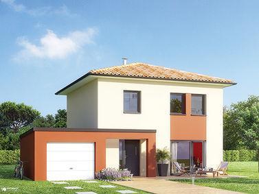 MAISON FAMILIALE ANDREZIEUX, constructeur immobilier 42