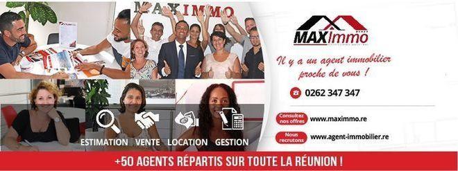 MAXIMMO - 97'KAZ, agence immobilière 97