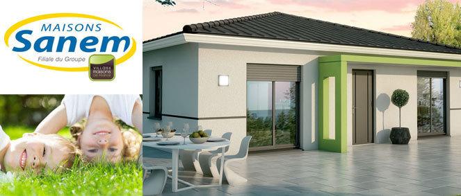 MAISONS SANEM, constructeur immobilier 33
