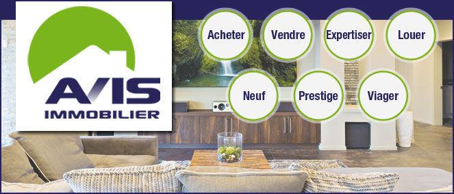AVIS IMMOBILIER, agence immobilière 37