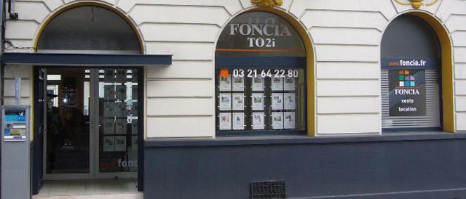 FONCIA TO2I, agence immobilière 62