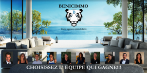 BENICIMMO, agence immobilière 83