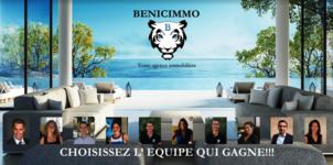BENICIMMO, agence immobilière 83