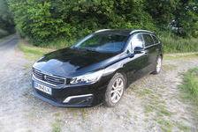 Peugeot 508 SW 2.0 BlueHDi 150ch S&S BVM6 Allure 2015 occasion Lanrelas 22250