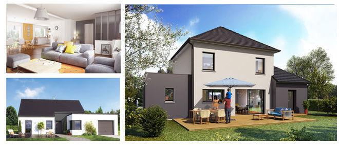 MAISON FAMILIALE, constructeur immobilier 14