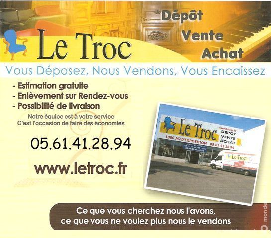 LE TROC, 31