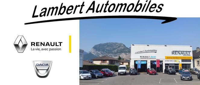 LAMBERT AUTOMOBILES, concessionnaire 38