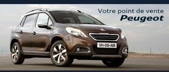 Grand Garage du Boulevard Peugeot Souillac, concessionnaire 46