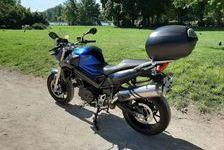Moto BMW 2016 occasion Paris 75013