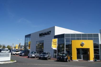 Renault Avranches, concessionnaire 50