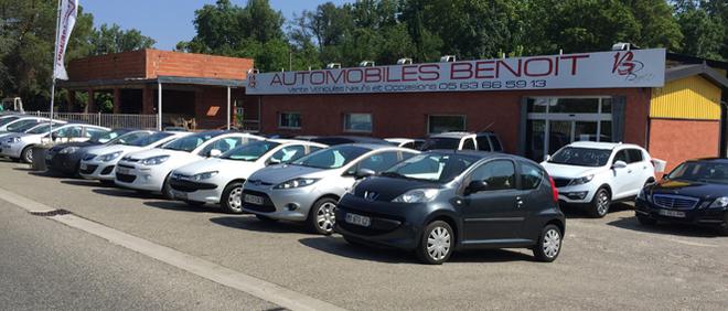 AUTOMOBILES BENOIT / BOZZETTO, concessionnaire 82