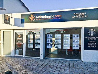 ARTHURIMMO, agence immobilière 56