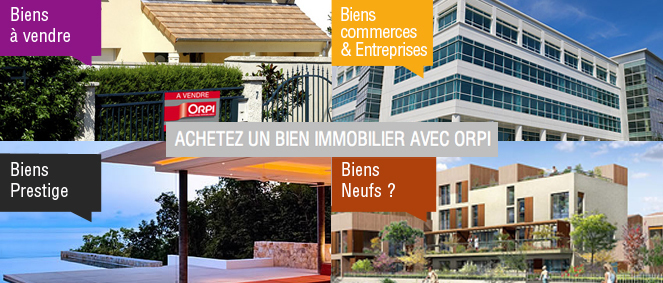 ORPI AGENCES N0 1, agence immobilière 21