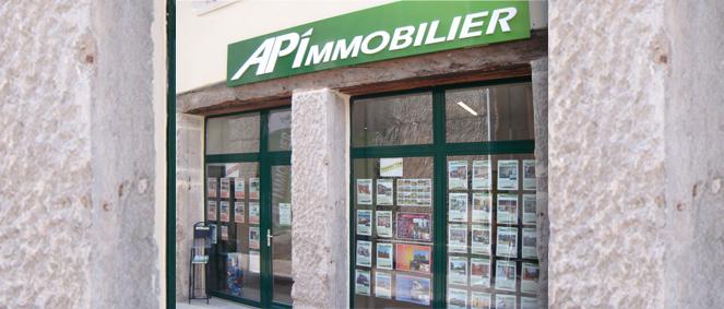 AP IMMOBILIER, 42