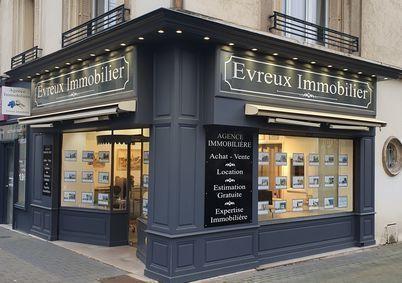 EVREUX IMMOBILIER, agence immobilière 27