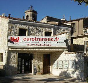 EUROTRANSAC, agence immobilière 34