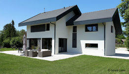 MAISONS ET CHALETS DES ALPES, constructeur immobilier 74