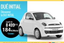 8499€ ou 184€/mois microcar due la moins chere 8499 78955 Carrières-sous-Poissy