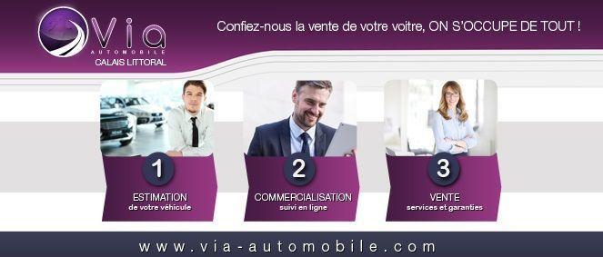 VIA AUTOMOBILE CALAIS, concessionnaire 62