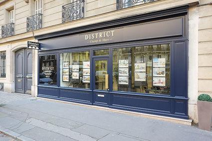 DISTRICT CHAMP DE MARS, agence immobilière 75