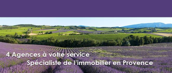 PROVENCE CEVENNES IMMOBILIER, agence immobilière 30