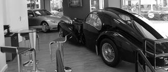 CASTING AUTOMOBILES, concessionnaire 75