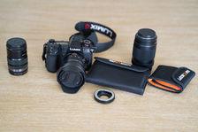 LUMIX G9 TB état 20.3 megapixels °zoom Leica 20-70mm 1100 Hyères (83400)
