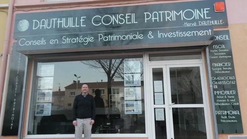 DAUTHUILLE CONSEIL PATRIMOINE, agence immobilière 66