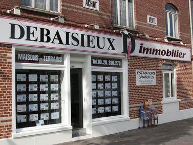DEBAISIEUX IMMOBILIER, agence immobilière 59