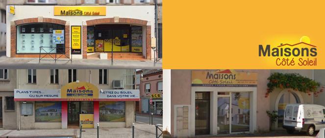 MAISONS COTE SOLEIL 81, constructeur immobilier 81