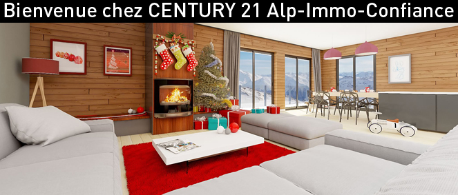 CENTURY 21 ALP-IMMO-GESTION, agence immobilière 73